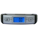 EatSmart Precision Voyager Digital Luggage Scale w/ 110 lb. Capacity with Blue LCD Screen