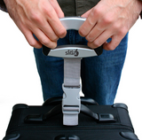 EatSmart Precision Voyager Digital Luggage Scale w/ 110 lb. Capacity & SmartGrip Easily Lift with Two Hands
