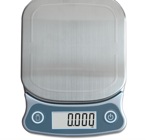 eatsmart precision elite digital kitchen scale - 15 lb. capacity