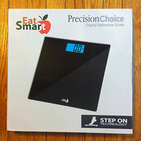 eatsmart precision choice digital bathroom scale – eatsmart products