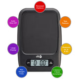 EatSmart Precision Digital Kitchen Scale