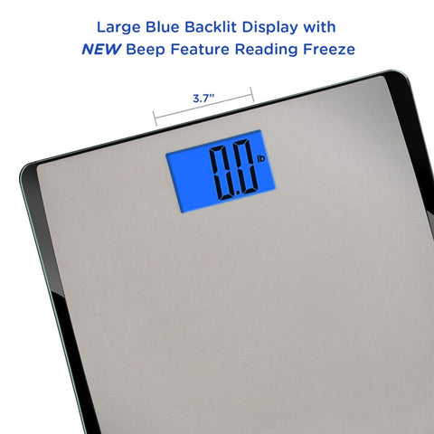 Eatsmart Precision Digital Bathroom Scale Canada Best Bathroom - Large display digital bathroom scales for bathroom decor ideas