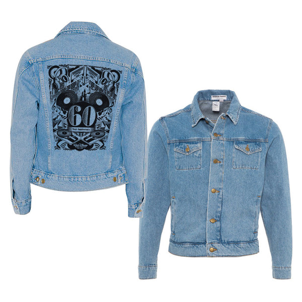 WDR 60 Year Anniversary Denim Jacket