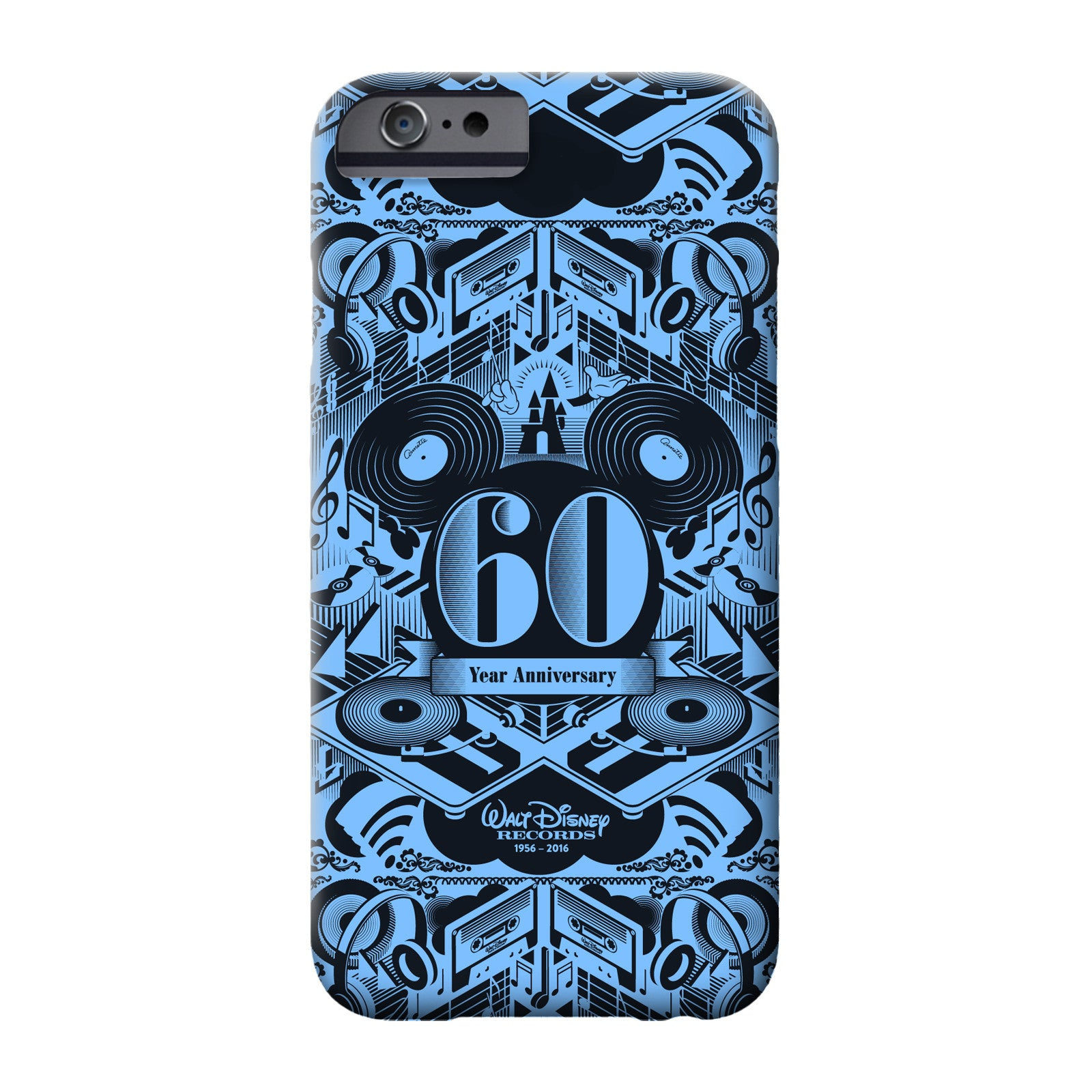 WDR 60 Year Anniversary Phone Case