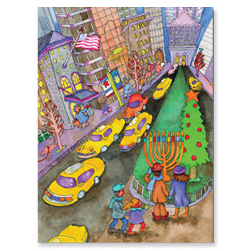 City Lights Interfaith Holiday Cards