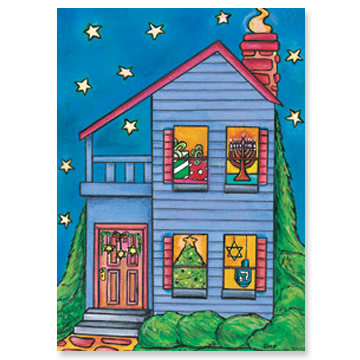 Interfaith Home Holiday Greeting Cards