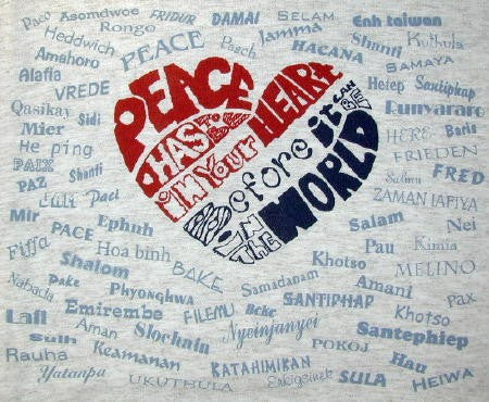 Peace in Your Heart Shirt