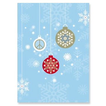 Interfaith Ornaments Interfaith Holiday Cards