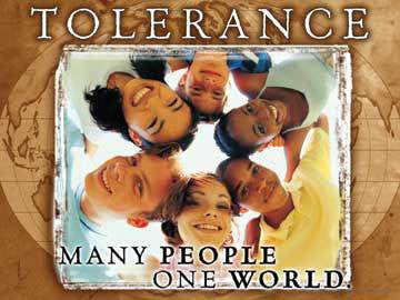 Many People One World Poster & Banner
