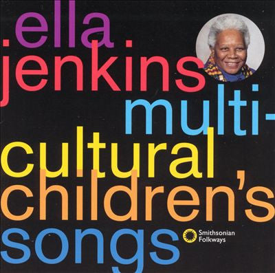 Ella Jenkins Multi-Cultural Children's Songs