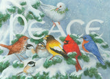 Peace Birds Holiday Cards