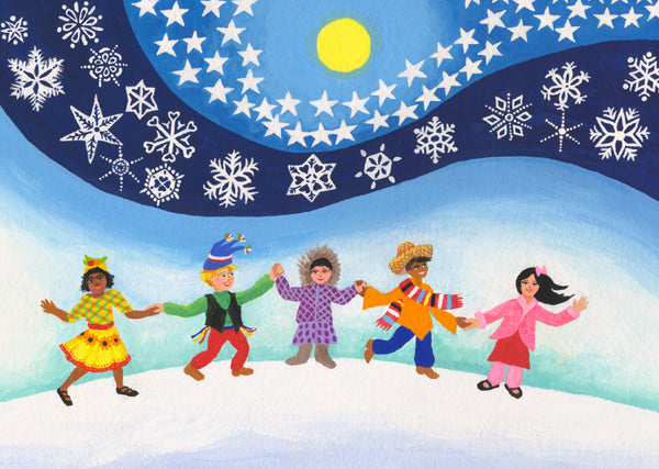 Celebration Multicultural Holiday Cards