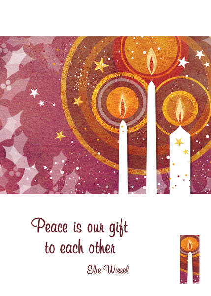 Candles Holiday Cards
