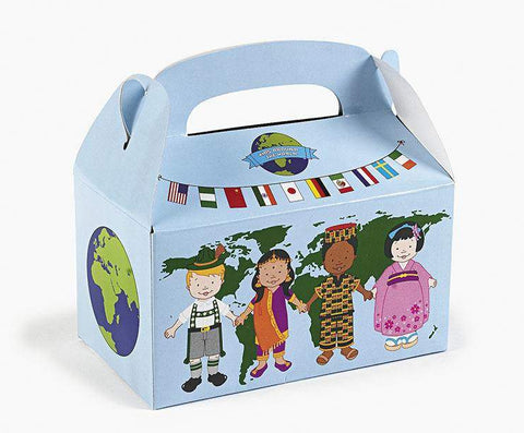 Children Around the World Gift Box