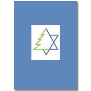 Star and Tree Holiday Cards