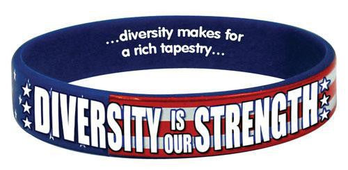 Diversity is Our Strength Bracelet