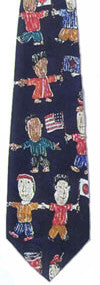 International Children Tie