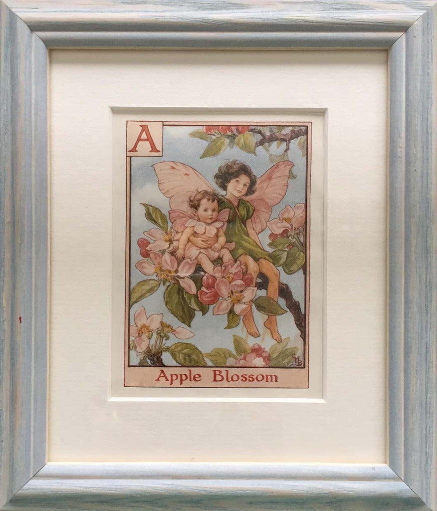 framed flower fairy prints u2013 canfordframes