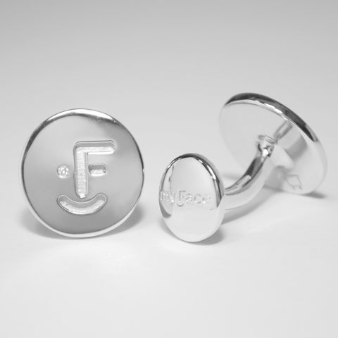 myFace's Signature collection Cufflinks