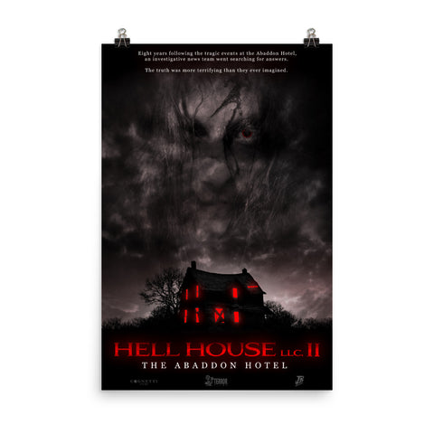 Hell House LLC II Official Poster (No Frame)