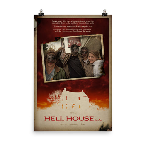 Hell House LLC Official Poster (No Frame)