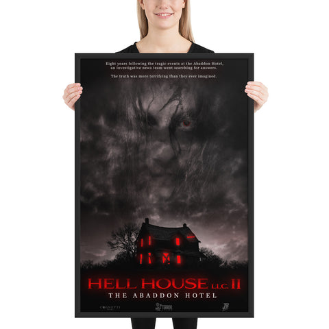 Hell House LLC II Official Poster (Framed)