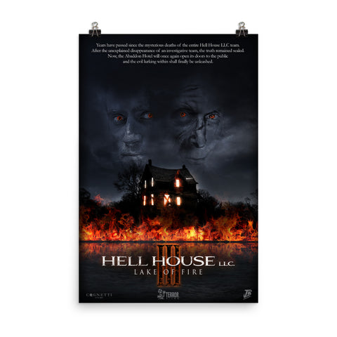 Hell House LLC III Official Poster (No Frame)