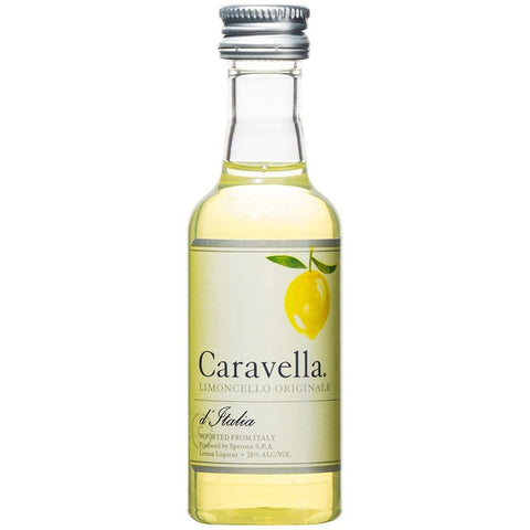 CARAVELLA LIMONCELLO 50ML - Fireside Cellars