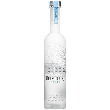 BELVEDERE VODKA 200ML - Fireside Cellars