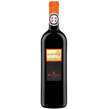 BADIOLA TOSCANA RED 12 750ML - Fireside Cellars