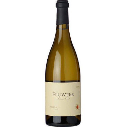 FLOWERS CHARDONNAY SONOMA COAST 2013 750ML