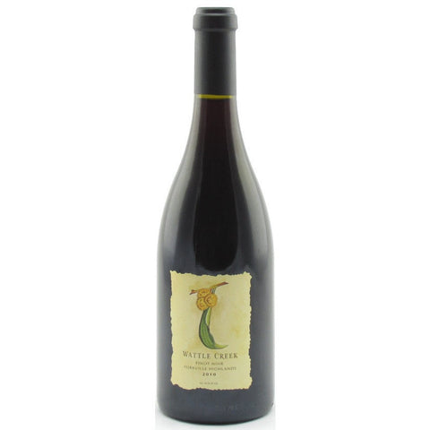 WATTLE CREEK RED 10 750ML