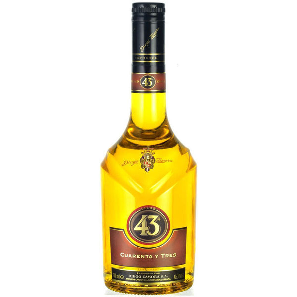 LICOR 43 CURARENTA Y TRES 750ML