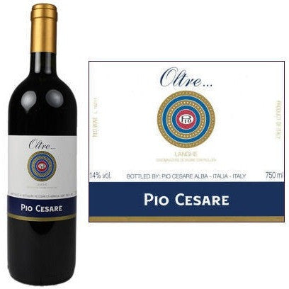 PIO CESARE OLTRE RED 08-10 750ML