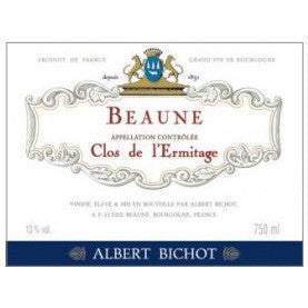 A BICHOT BEAUNE CLOS L'ERMITAGE - Fireside Cellars