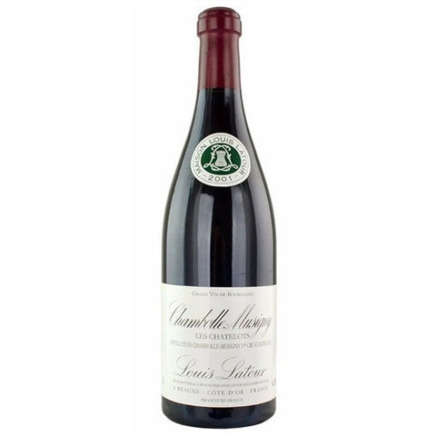 LOUIS LATOUR CHAMB-MUSIGNY RED 12