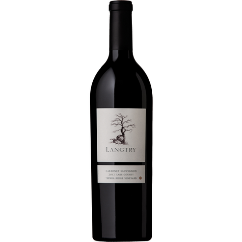 LANGTRY CABERNET SAUVIGNON TEPHRA 12 750ML - Fireside Cellars