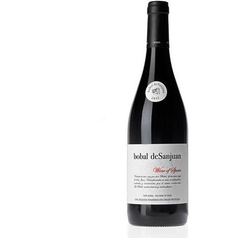 BOBAL DE SAN JUAN RED 11 750ML - Fireside Cellars