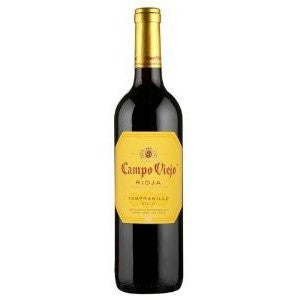 CAMPOVIEJO TEMPRANILLO 12 750ML