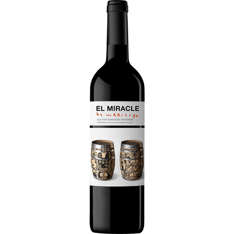 EL MIRACLE GARNACHA 10 750ML