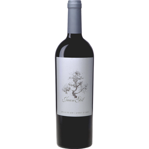 JUAN GIL RED JUMILLA 13 750ML