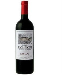 CH RICHEBON PAUILLAC 10 750ML