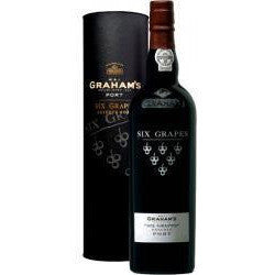GRAHAM'S SIX GRAPE PORT 750ML