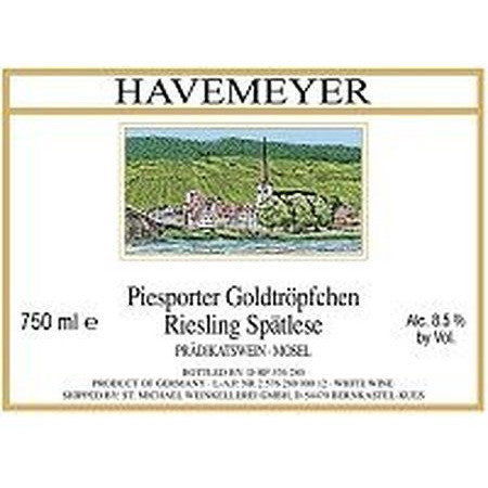 HAVEMEYER PIES-MICHEL 11 750ML