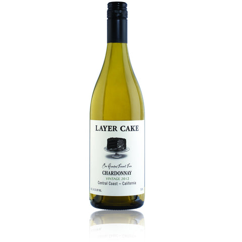 LAYER CAKE CHARDONNAY NO-OAK 2013 750ML