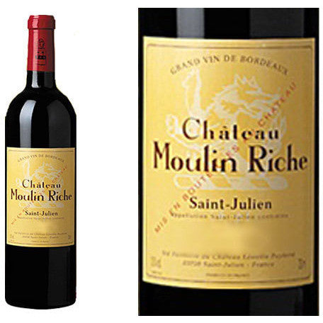 CH MOULIN RICHE S J 09 750ML