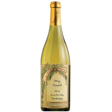 NICKEL & NICKEL CHARDONNAY STILING 750ML