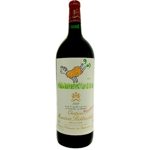 CH MOUTON ROTHSCHILD 1999 750ML