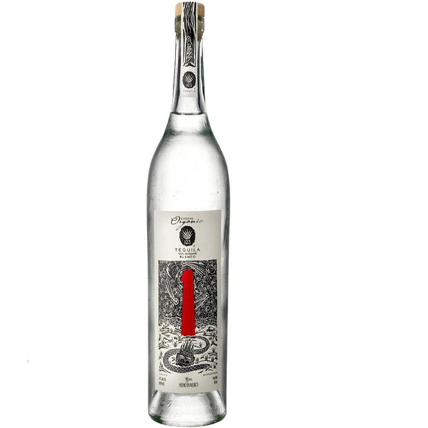 123 TEQUILA 1 SILVER 750ML