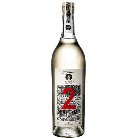 123 TEQUILA 2 REPOSADO 750ML